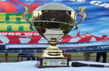 9426184954a Coupe Nationale   Baffour Sébé offre le trophée au Horoya (vidéo)