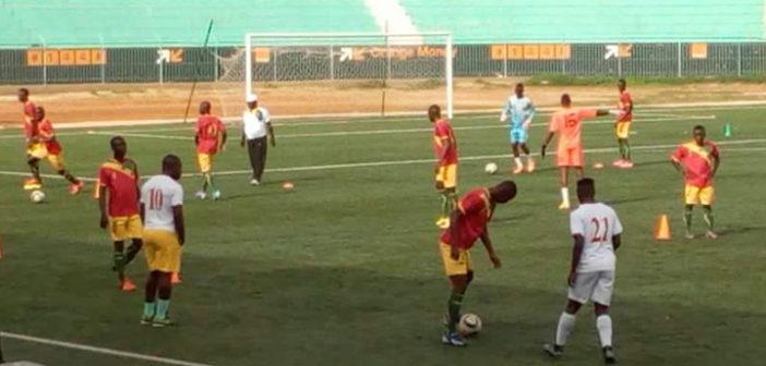 Réserve contre les U17 de la Guinée : la CAF répond au Sénégal