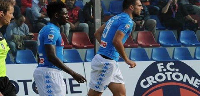 Italie : Diawara impressionne pour ses débuts en Serie A avec Naples