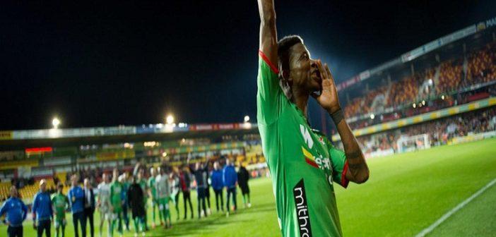 KV Oostende : Ibrahima Conté victime d'une élongation