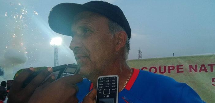 Zvunka : « On a retrouvé notre trophée »