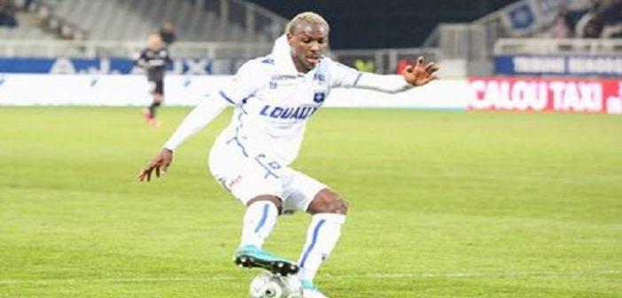 AJ Auxerre : Yattara se blesse au bout de cinq minutes contre Béziers