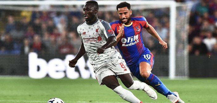 Liverpool: Naby Kéita absent au minimum deux semaines