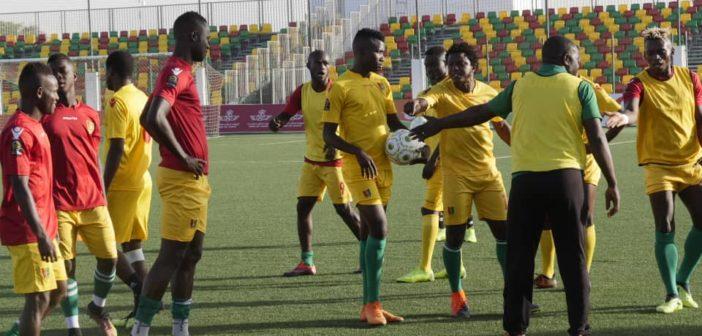 Mauritanie – Guinée (U23): Jules Keïta titulaire!