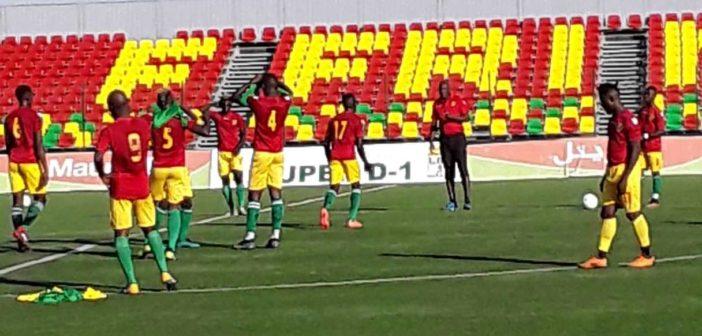 Elim CAN U23 2019 : la Guinée sur le front ce mercredi