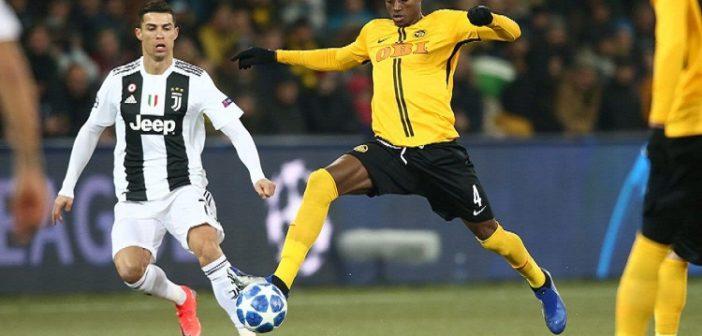 UEFA-LDC: Aly Camara et les Young Boys font tomber la Juve