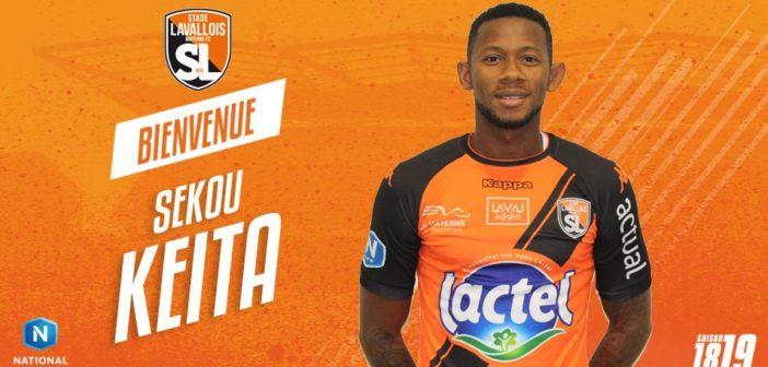 Transfert: Sékou Keïta retourne en France