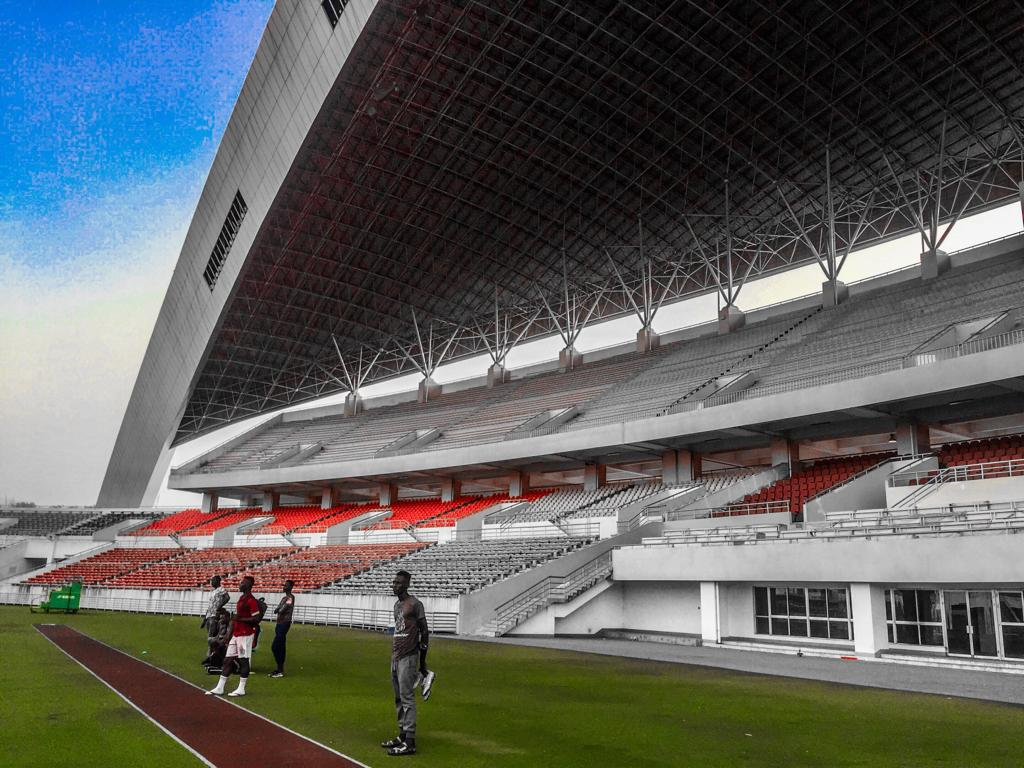 Stade general lansana conte