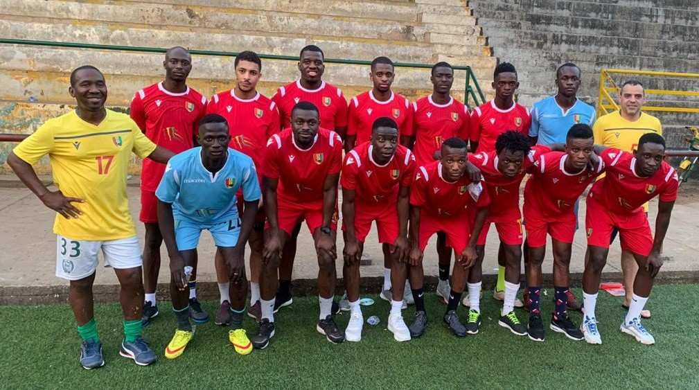 Guinée Futsal 2020