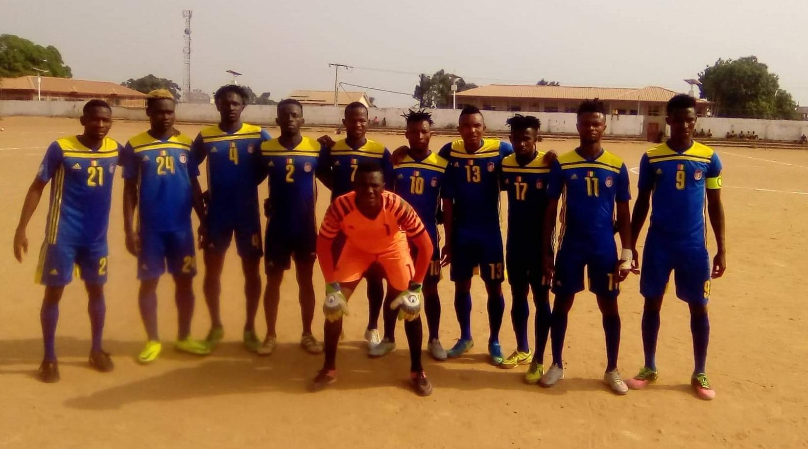 Loubha FC vs Fello labe