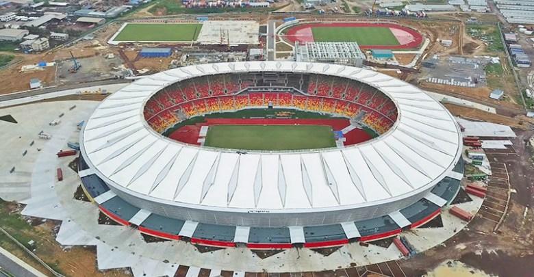 Stade japoma de douala