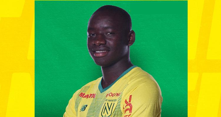 Abdoulaye Sylla Nantes FC