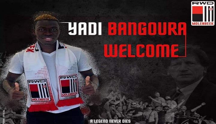 YADI BANGOURA RWDM